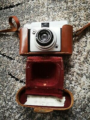 Vintage Ilford Sportsman Camera Made In Western Germany Lens Dacora 1:3.5/45mm • 49.90£