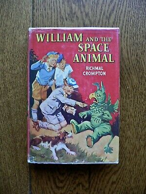William And The Space Animal' By Richmal Crompton  1st Edition 1956 Vg  • 35£