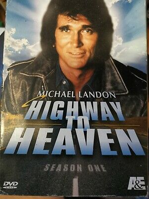 Highway To Heaven Complete Series One Boxset Dvd • 9.50£