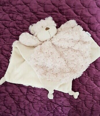 Mamas And Papas Crumble Teddy Bear Comfort Blanket-new Without Tags • 15£