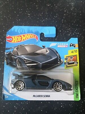 Hot Wheels Mclaren Senna • 2£