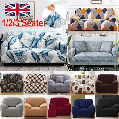 Velvet Dining Chair Seats Covers Slip Stretch Wedding Banquet Party Removable UK • 4.99£
