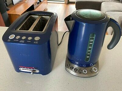 AU40 • Buy Breville Smart Toast 2 Slice & Kettle - Variable Control Lift And Look Button
