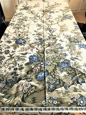 Tablecloth From Genoa, Italy | Tree Of Life Design | Literally Only Used Once • 9.99£