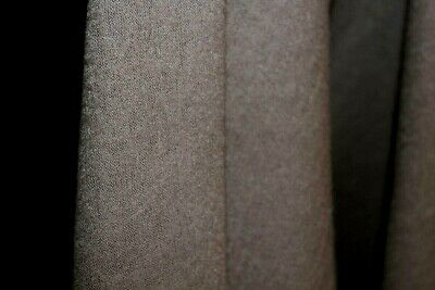 £7.99 • Buy Light Weight Softest Wool Blend Knit Suiting Coating Fabric (Washed Soft Mink)