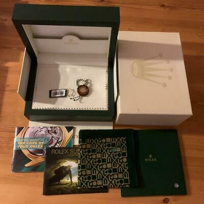 $ CDN393.79 • Buy Genuine Rolex Submariner Box With Booklet, Tag, Handkerchief