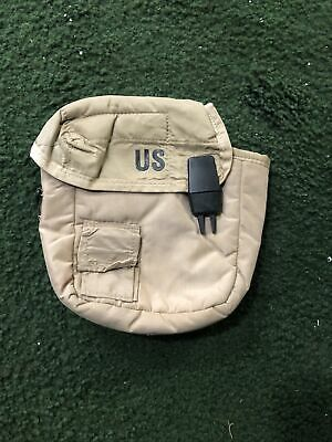 $ CDN7.26 • Buy US Military 2 Quart Canteen Cover Pouch Insulated, Desert Tan ALICE 2 QT
