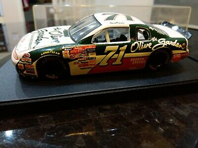 Quartzo 1/43 Chevrolet The Olive Garden NASCAR • 3.95£