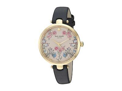 $ CDN169.53 • Buy Kate Spade Women's KSW1462 Holland Gold-Tone Stainless Steel With Leather Strap