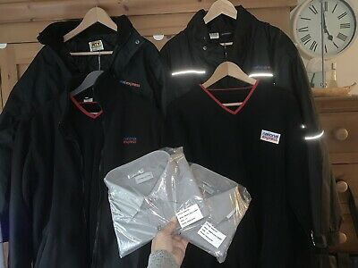 Bus Spotter Job Lot National Express Clothing All Brand New Uniform • 124.99£