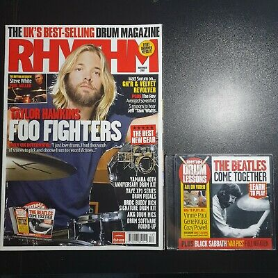 £1.99 • Buy Rhythm Magazine November 2007 No.- (279) (With CD) Foo Fighters The Beatles