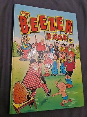 The Beezer Book Annual 1984 Unclipped • 0.99£