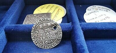 Charles I Civil War Bristol Groat • 225£