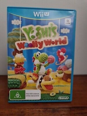 AU35 • Buy Yoshi's Woolly World | Wii U | Fast Shipping | Incredible Game!