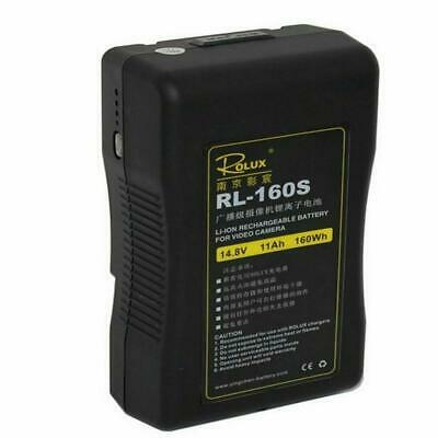 AU379.99 • Buy Rolux RL-160S V-Mount Battery 160WH