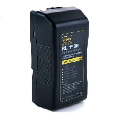 AU429.99 • Buy Rolux RL-190S V-Mount Battery 190WH