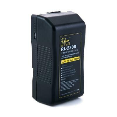 AU529.99 • Buy Rolux RL-230S V-Mount Battery 230WH