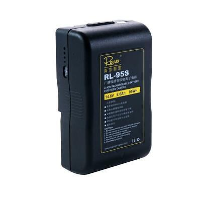 AU279.99 • Buy Rolux RL-95S V-Mount Battery 95WH