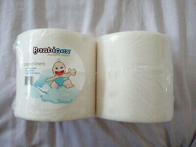 Reusable Nappy Paper Liners • 5£