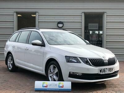 2017 Skoda Octavia 1.4 TSI 150 SE 5dr ESTATE Petrol Manual • 12,000£