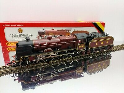 Hornby R357 Patriot Lms Duke Of Sutherland • 59.99£