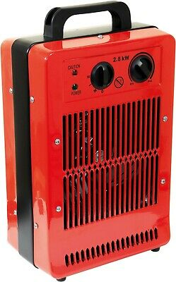 Prem-I-Air 2.8kW Thermostat Work Warehouse Home Garages Industrial Space Heater • 39.95£