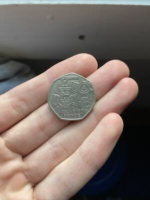 2006 VC VICTORIA CROSS 50p Pence Coin • 425£