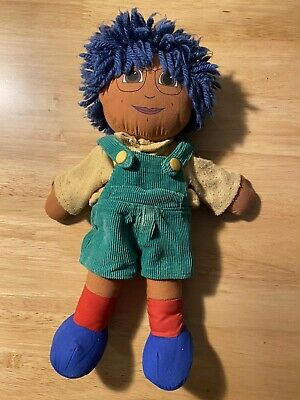 Vintage Tots Tv Tom Plush 12 Inch Soft Toy 1993 Character • 13.99£