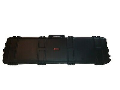 Nuprol Large Rifle Hard Case Tan Black Green With Wheels Airsoft Paintball  • 49.99£
