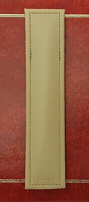 Cross Cream Leather Single Pen Pouch/case - Very Good Condition. • 4.99£
