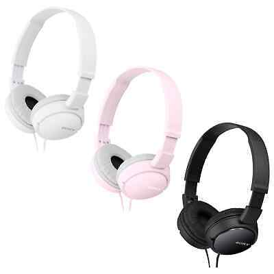 Sony MDR ZX110 ZX Series Stereo Headphones Black White Pink Brand New  • 19.95£