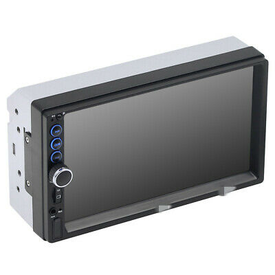 $51.20 • Buy 7in Double 2DIN Car FM Stereo Radio MP5 Player Touch Screen BT Audio USB/TF/AUX