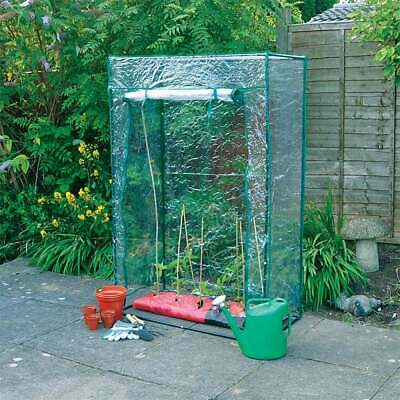 Clear Tomato Plant Growing Gardening Garden Cover Greenhouse 150 X 100 X 50cm • 17.99£