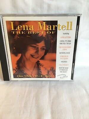 Lena Martell - The Best Of • 3£