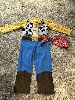 Toy Story Woody 4-5 Dress Up Outfit  • 3.20£