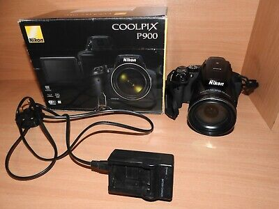 Nikon Coolpix P900 - 83x Optical Zoom Camera • 335£