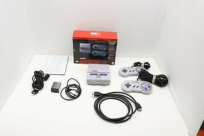 $ CDN99.11 • Buy Super Nintendo Classic Edition - SNES Mini