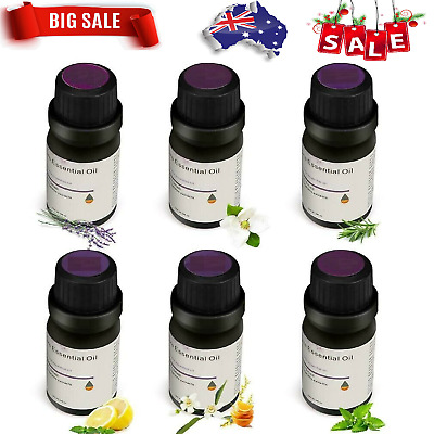 AU27.87 • Buy Essential Oils Set Aromatherapy Essential Oil For Diffuser Fragrances Diffusers