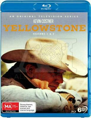 AU92.30 • Buy Yellowstone: Seasons 1 - 2 AI-9337369022246 [0EX2]