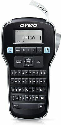 Dymo Label Manager 160 Handheld Label Maker | Portable Label Printer With Qwerty • 25£