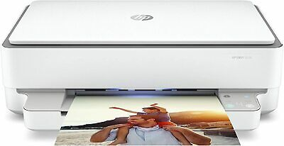 AU101.11 • Buy HP ENVY 6020 All-in-One Printer With Wireless Printing NO INKS
