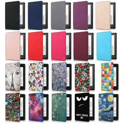 AU9.99 • Buy Smart Leather Flip Case Cover For All-New Kindle 10th Generation 2019 6  Inch