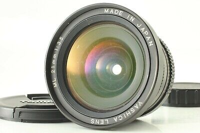 [Excellent] Yashica ML 21mm F/3.5 CONTAX / Yashica Mount Lens From Japan #883 • 210.66£
