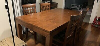 AU100 • Buy Dining Table With 6 Chairs