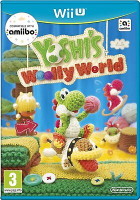 AU56.95 • Buy Yoshi's Woolly World Wii U - MINT - Super FAST & QUICK Delivery FREE