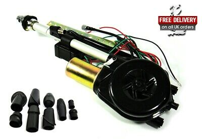 Power Antenna Aerial AM FM Radio Mast Kit Volvo 240 244 260 262 740 760 850 940 • 29.98£