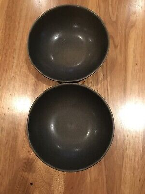 Denby/Langley Cereal/soup Bowls Excellent Condition • 12£