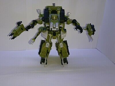TRANSFORMERS MOVIE Leader Class DECEPTICON BRAWL Tank  2007  • 16£