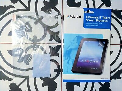 Universal 8'' Tablet Screen Protector  • 5£