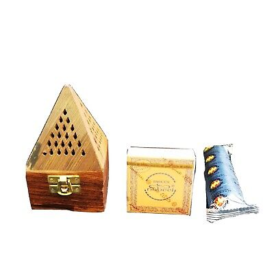 Incense Resin Bakhoor Burner Nabeel Bakhoor Charcoal Starter Full Set  • 15.95£